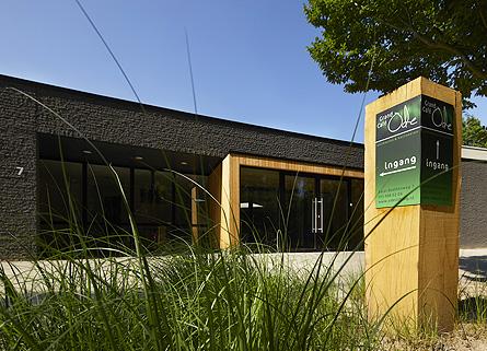 Grand Cafe Ode Crematorium Tilburg