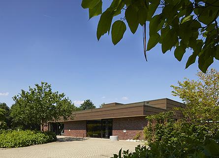 Aula Atrium Crematorium Tilburg