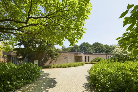 Aula Aurora Crematorium Tilburg